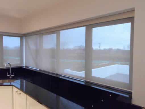 Aura & Roller blinds in Randalstown