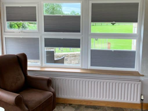 Perfect Fit Cellular Blinds in Portglenone